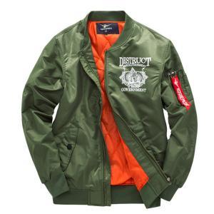 MA-1 メンズ フライトジャケット ミリタリー スタジャン ジャケット 薄手アウター おしゃれ 2016春新作 春物 男女兼用 レディース 大きいサイズ