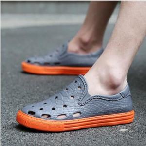 スリッポン メンズ メッシュシューズ スニーカー 通気性抜群 安定感 メンズファッション カジュアル 軽量 靴 夏|annyshop