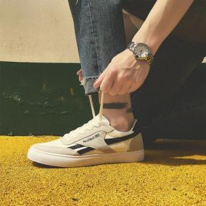 スニーカー メンズ レースアップ ズック靴 メンズシューズ カジュアルシューズ ローカットシューズ ランニングシューズ 通学 通気性 春物 新作 送料無料|annyshop|02