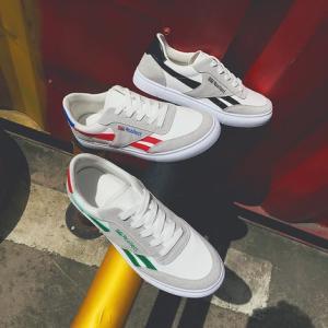 スニーカー メンズ レースアップ ズック靴 メンズシューズ カジュアルシューズ ローカットシューズ ランニングシューズ 通学 通気性 春物 新作 送料無料|annyshop|07