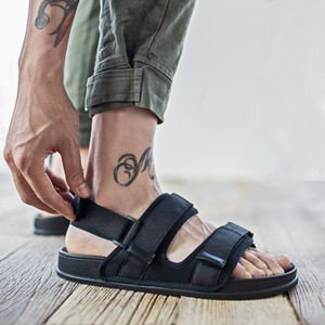 ビーチサンダル メンズ サンダル ビーサン リゾートサンダル 男性用 メンズサンダル 2way 軽量 カジュアル アウトドア 履きやすい 滑り止め 夏 新作|annyshop