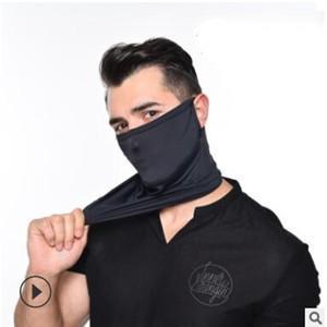 フェイスカバー マスク UVカットマスク 日焼けマスク メンズ レディース 冷感 日焼け対策 フェイスマスク アウトドア 紫外線防止 ネックカバー 通気性 送料無料|annyshop