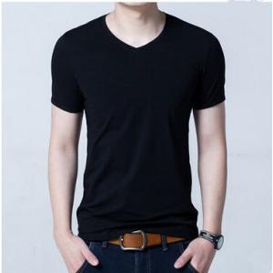 Tシャツ/メンズTシャツ/半袖/半そで/メンズ/Vネック/無地/ティーシャツ/インナー/カットソー/コットン/メンズファッション/2016春夏新作|annyshop