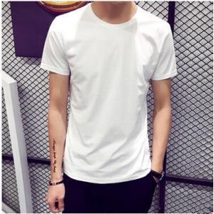 Tシャツ/メンズTシャツ/半袖/半そで/メンズ/Uネック/無地/ティーシャツ/インナー/カットソー/コットン/メンズファッション/2016春夏新作|annyshop