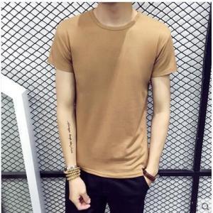 Tシャツ メンズTシャツ tシャツ 半袖 無地 半そでtシャツ メンズ カットソー 夏 夏服 メンズファッション クルーネック トップス 全19色|annyshop