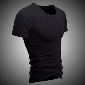 Tシャツ tシャツ メンズ 半袖tシャツ 半袖 無地 丸首 メンズTシャツ 細身 カジュアル おしゃれ 夏Tシャツ 夏物 夏服 2019 新作 送料無料|annyshop|03