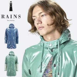 レインズ レインコート メンズ RAINS レインジャケット 防水 雨具 anothernumber