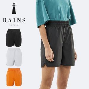 Shorts  デンマーク生まれのブランドRAINSより、軽く高い防水力を誇るショートパンツが入荷。...