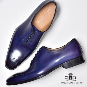 ビジネスシューズ メンズ 靴 フランチェスコベニーニョ 本革 革靴 紳士靴 anothernumber