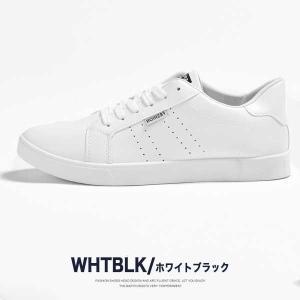 スニーカー メンズ 靴 スタンスミス風 ランニ...の詳細画像5