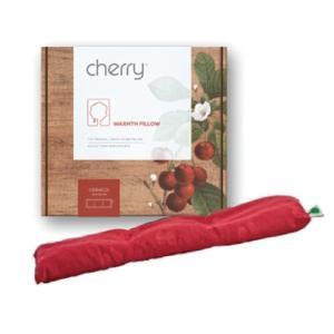 チェリーストーンピロー(さくらんぼの種が入った枕)<ロングサイズ> (からだケア)|anpiel