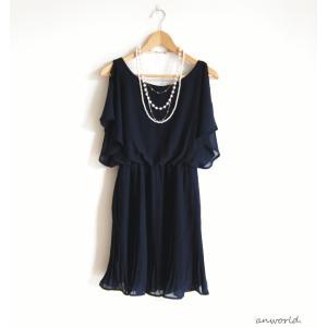 パーティードレス 大きいサイズ 結婚式 ワンピース ドレス  二次会 お呼ばれ フォーマル 体型カバー 20代 30代 40代 春 夏|anplus|05