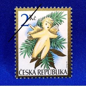 海外切手 海外クリスマス切手 チェコ切手 #272|anqrenco-monde