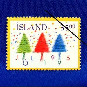 海外切手 海外クリスマス切手 アイスランド切手 #278|anqrenco-monde