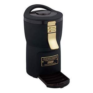 TOFFY 全自動ミル付アロマコーヒーメーカー TOFFY リッチブラック K-CM7-RB|anr-trading