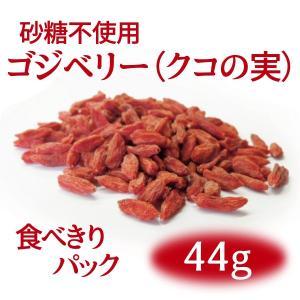 ポイント消化 ゴジベリー(クコの実) 無添加・砂糖不使用ドライフルーツ [税込300円食べきりパック]|ansans