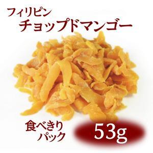 ポイント消化 フィリピンチョップドマンゴー ドライフルーツ [税込300円食べきりパック]|ansans