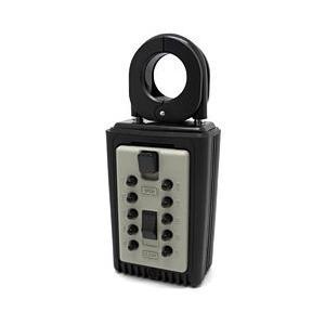 キーボックス カギ番人 PC4南京錠型プッシュボタン式|anshin-hiroba