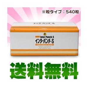 なんと!あのインターパンチ‐S 540粒(粒タイプ)が得々価格&送料無料!※お取り寄せ商品|anshin-relief