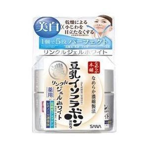 【常盤薬品工業】サナ なめらか本舗 薬用リンクルジェル ホワイト 100g ※お取り寄せ商品