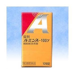 【第3類医薬品】【日水】ルミンA-100γ 120錠|anshin-relief