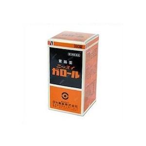 【第3類医薬品】【日水製薬】ニッスイガロール 990錠|anshin-relief
