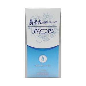 ヨクイニンセンはいぼや肌あれ、関節痛などを改善します。炎症を鎮め、余分な水分を尿として体外へ排出し、...