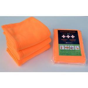 防災用品 防災グッズ 備蓄 防災用品 非常用 避難用品 足立織物 非常用圧縮毛布 10枚入り (EB-205BOX)|代引不可| 軽量フリースタイプ オフィス防災|anshinhonpo