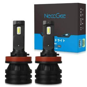LEDヘッドライト H8/H11 車検対応 切替タイプ CREE technology CHIP搭載...