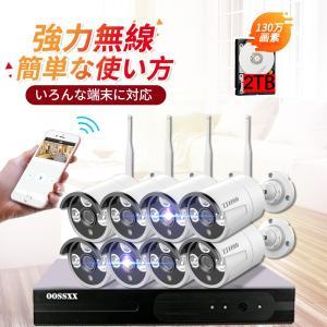 ハイビジョン8チャンネル960P 130万画素 IPネットワークワイヤレス監視 セキュリティカメラ 8台960P 130万画素 屋内外両用防水カメラ osx-jpw9608-w anshinsokubai
