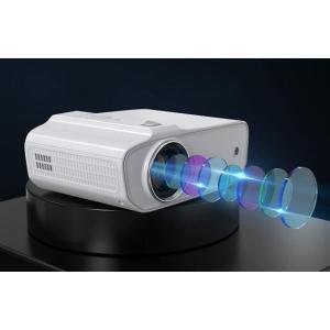 【最新型】ホームプロジェクター 5500LM ネイティブ720P解像度 1080PフルHD対応 HD...