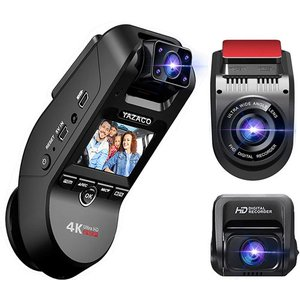 P3Pro 3カメラ搭載 ドライブレコーダー 前後カメラ 業界最高 IMX415センサー自動的に駐車...