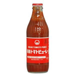 ヒカリ トマトピューレ|anshinsyokuhinkan