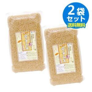 コジマ 有機活性発芽玄米2kg x2 袋発芽玄米【あすつく対応】【送料無料】|anshinsyokuhinkan
