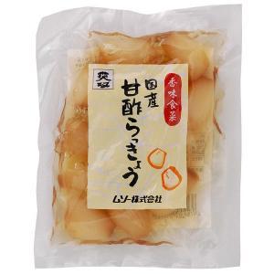 香味食菜・国産甘酢らっきょう|anshinsyokuhinkan