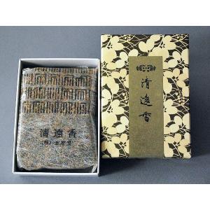 お焼香 玉初堂 5つの香りをブレンド 五種香 清遠香 30g入り|ansindo