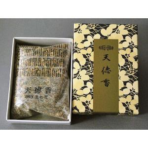 お焼香 玉初堂 5つの香りをブレンド 五種香 天徳香 30g入り|ansindo