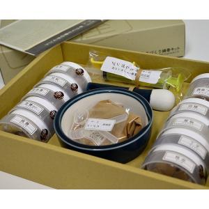 薫物屋香楽 手作り線香キット トラディショナル SKK-T-1 9種の香りとお線香作りのためのお道具セット|ansindo