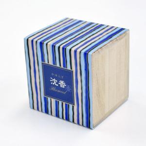 日本香堂 人気のかゆらぎシリーズ 沈香の香り コーン12個入り 室内香|ansindo