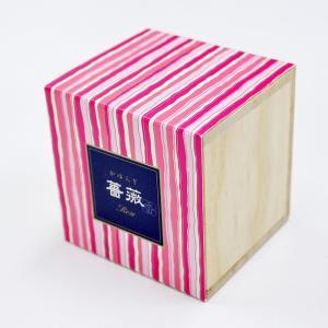 日本香堂 人気のかゆらぎシリーズ 薔薇の香り コーン12個入り 室内香|ansindo