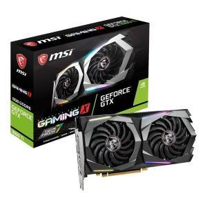 MSI GeForce GTX 1660 Ti GAMING X 6G グラフィックスカード 正規代...