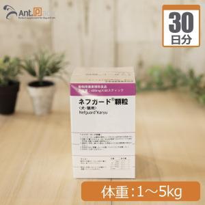 ネフガード顆粒 犬猫用 体重1kg〜5kg 1日0.4g30日分|ant-pack