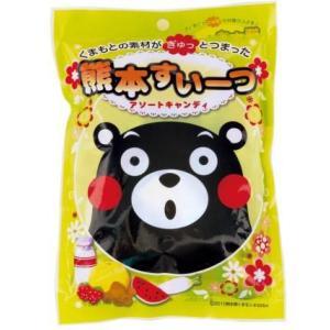 くまもん 熊本すいーつアソートキャンディ(90g )|antagatadokosahigo