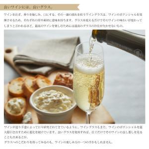 ワイングラスセット 「ホワイトワイン」 6脚セット 選べるデザイン CachetteSecrete カシェットシークレット カジュアルシリーズ ソーダ/クリスタル|antbeeshop|02