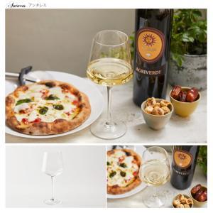 ワイングラスセット 「ホワイトワイン」 6脚セット 選べるデザイン CachetteSecrete カシェットシークレット カジュアルシリーズ ソーダ/クリスタル|antbeeshop|14