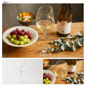 ワイングラスセット 「ホワイトワイン」 6脚セット 選べるデザイン CachetteSecrete カシェットシークレット カジュアルシリーズ ソーダ/クリスタル|antbeeshop|15