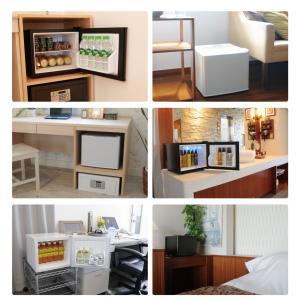 小型冷蔵庫 メーカー5年保証 省エネ17リットル型 Peltismペルチィズム Dunewhite 白/黒 ドア右開き/左開き  病院・クリニック・ホテル向け ミニ冷蔵庫|antbeeshop|15