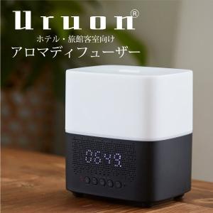 アロマディフューザースピーカー LED Bluetoothス...