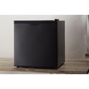 アテナル ATENARU 50L 1ドア冷蔵庫(直冷式)ブラック AT-50 直冷式冷蔵庫 (小型冷蔵庫・一人暮らし向け) 右開き 左開き|antbeeshop