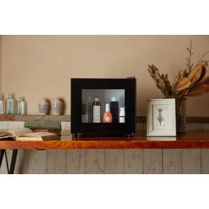 1ドアコスメ用冷蔵庫 10L  Peltism ペルチィズム ペルチェ式 ブラック AB-10L  小型冷蔵庫 ディスプレイ冷蔵庫 右開き|antbeeshop